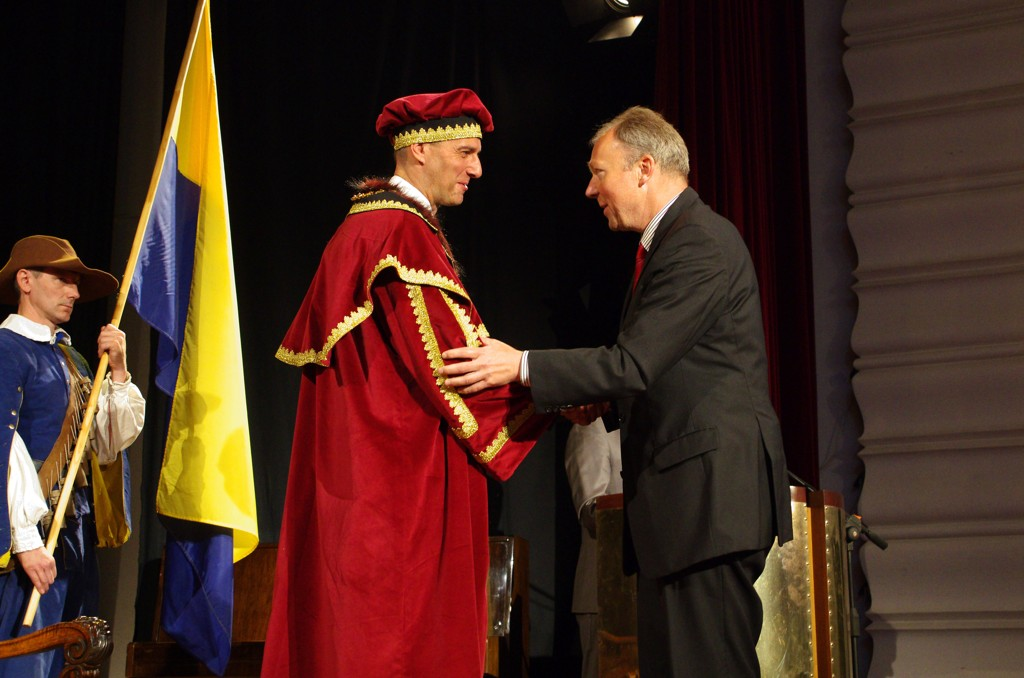 Plaketa primátora mesta Košice