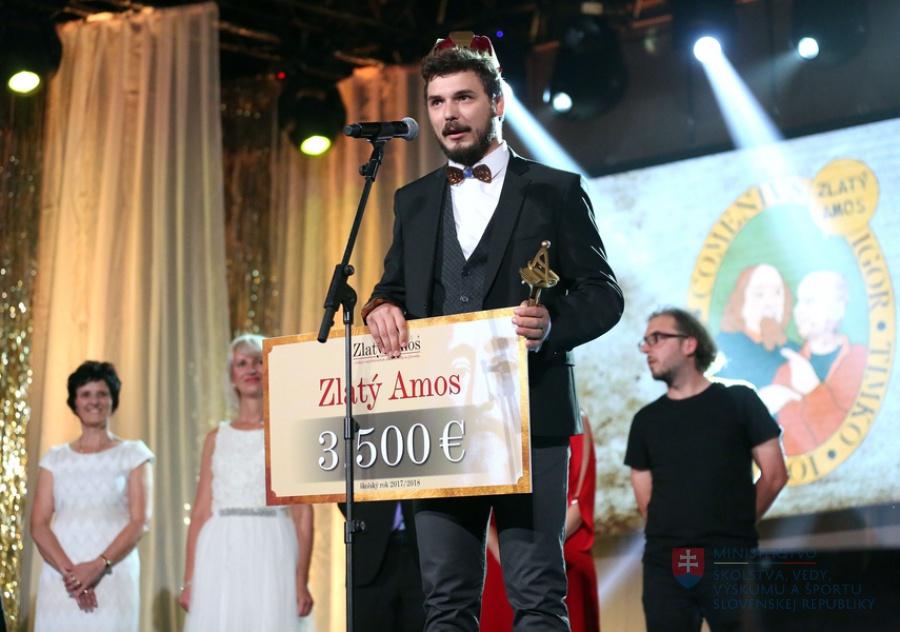 Zlatý Amos 2018