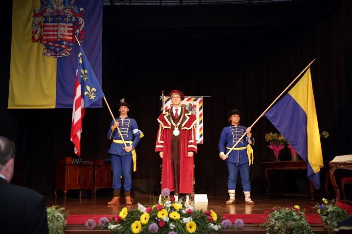 Udeľovanie cien patrí každoročne k vyvrcholeniu osláv Dňa mesta Košice