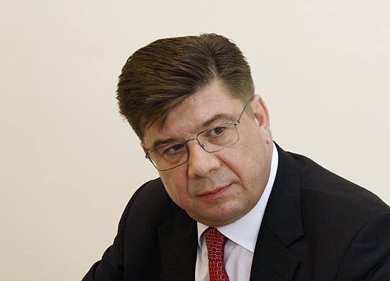 Pavel M.Kuznecov-mimoriadny a splnomocnený veľvyslanec Ruskej federácie na Slovensku