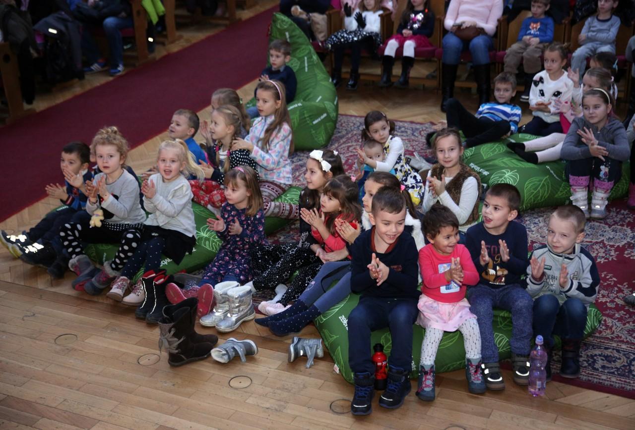 Oslavy začali dopoludnia Detským Silvestrom