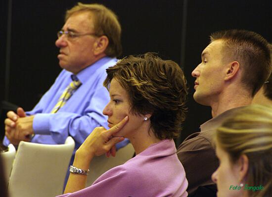 Účastníci medzinárodnej konferencie