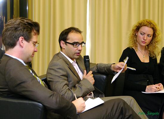 Panelová diskusia