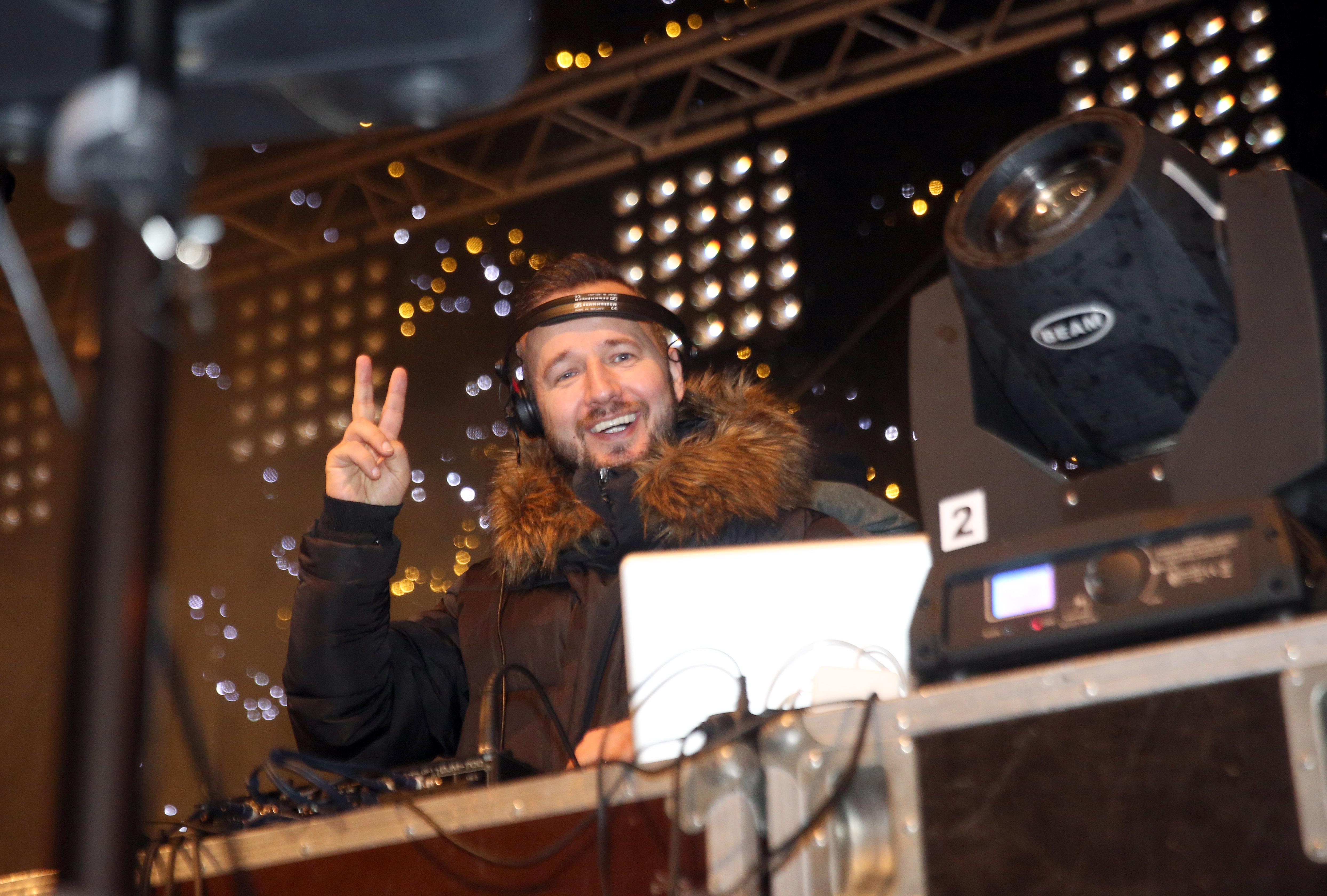 DJ sa so svojim diskotékovým programom postaral o skvelú zábavu