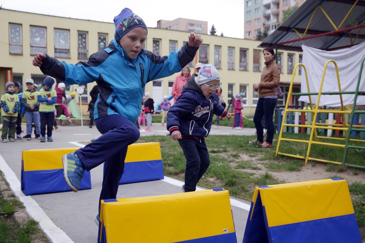 Košice ako Európske mesto športu 2016 v podaní tých najmenších