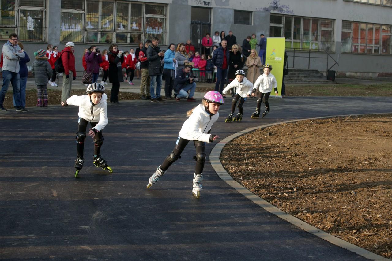 Deti v Košiciach majú radi šport