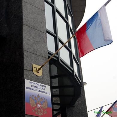Honorárny konzulát Ruskej federácie