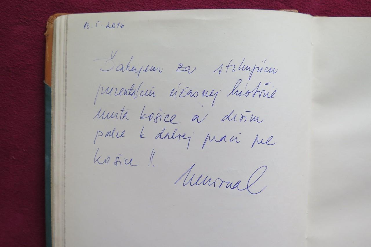 Návšteva primátora Bratislavy