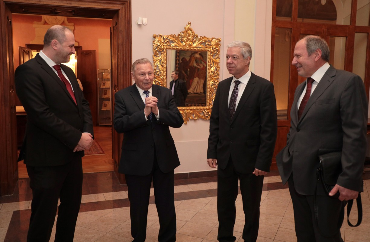Stretnutie primátorov v historickej radnici
