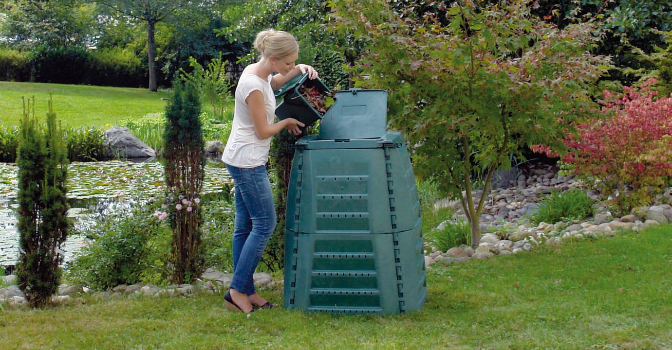 Záujem o kompostéry rastie
