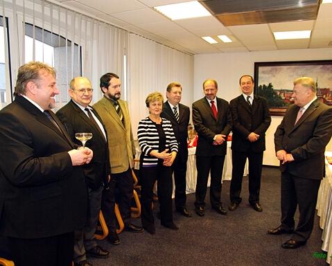 Prví hostia na honorárnom konzuláte Ruskej federácie