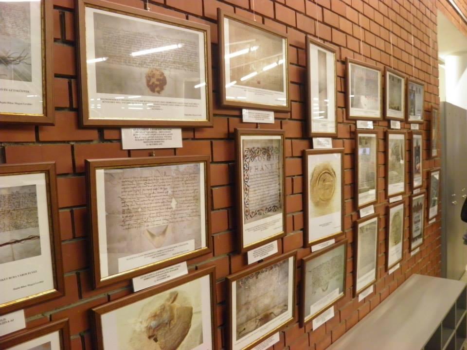 Medzinárodná výstava - Výsadné listiny mesta Košice a Debrecín