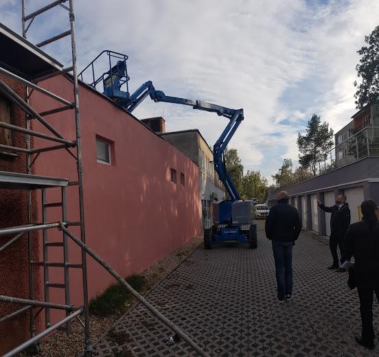 Výmeník na Rožňavskej ulici