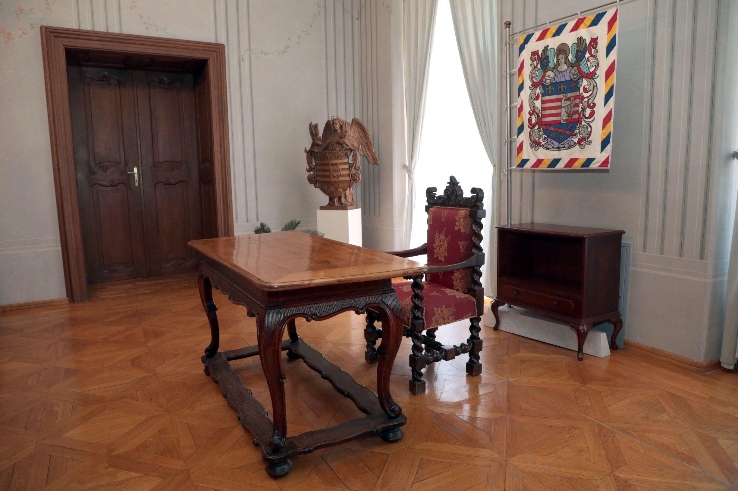 Kancelária primátora v Historickej radnici