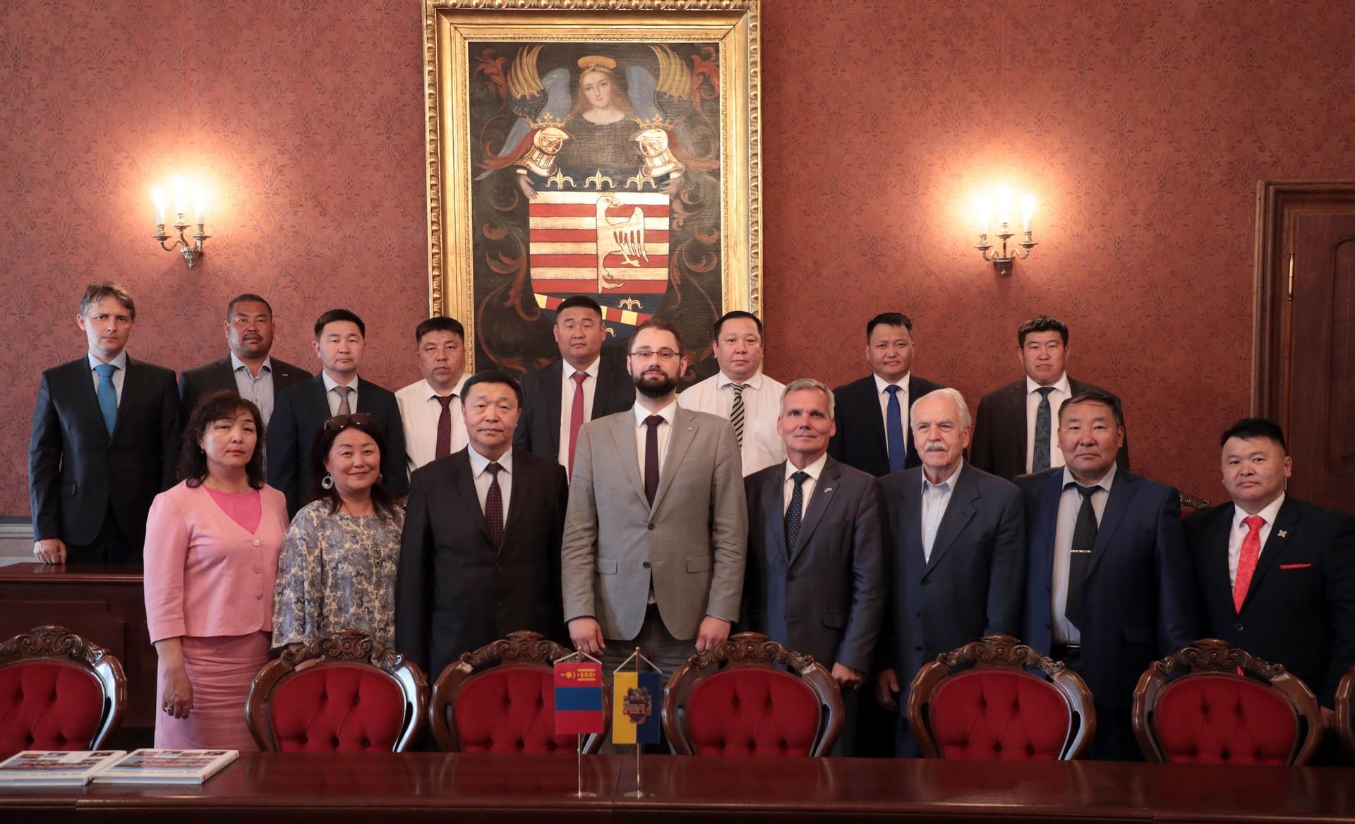 Na Slovensko zavítala delegácia predstaviteľov samosprávy mongolských ajmakov