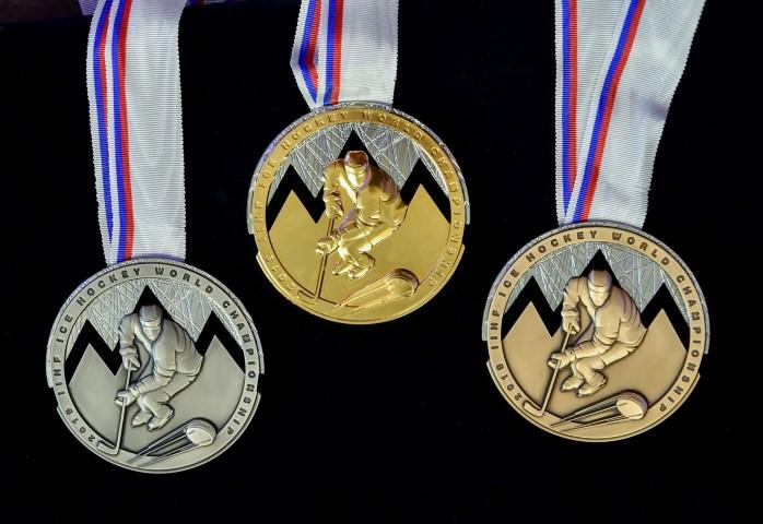 Unikátne medaily