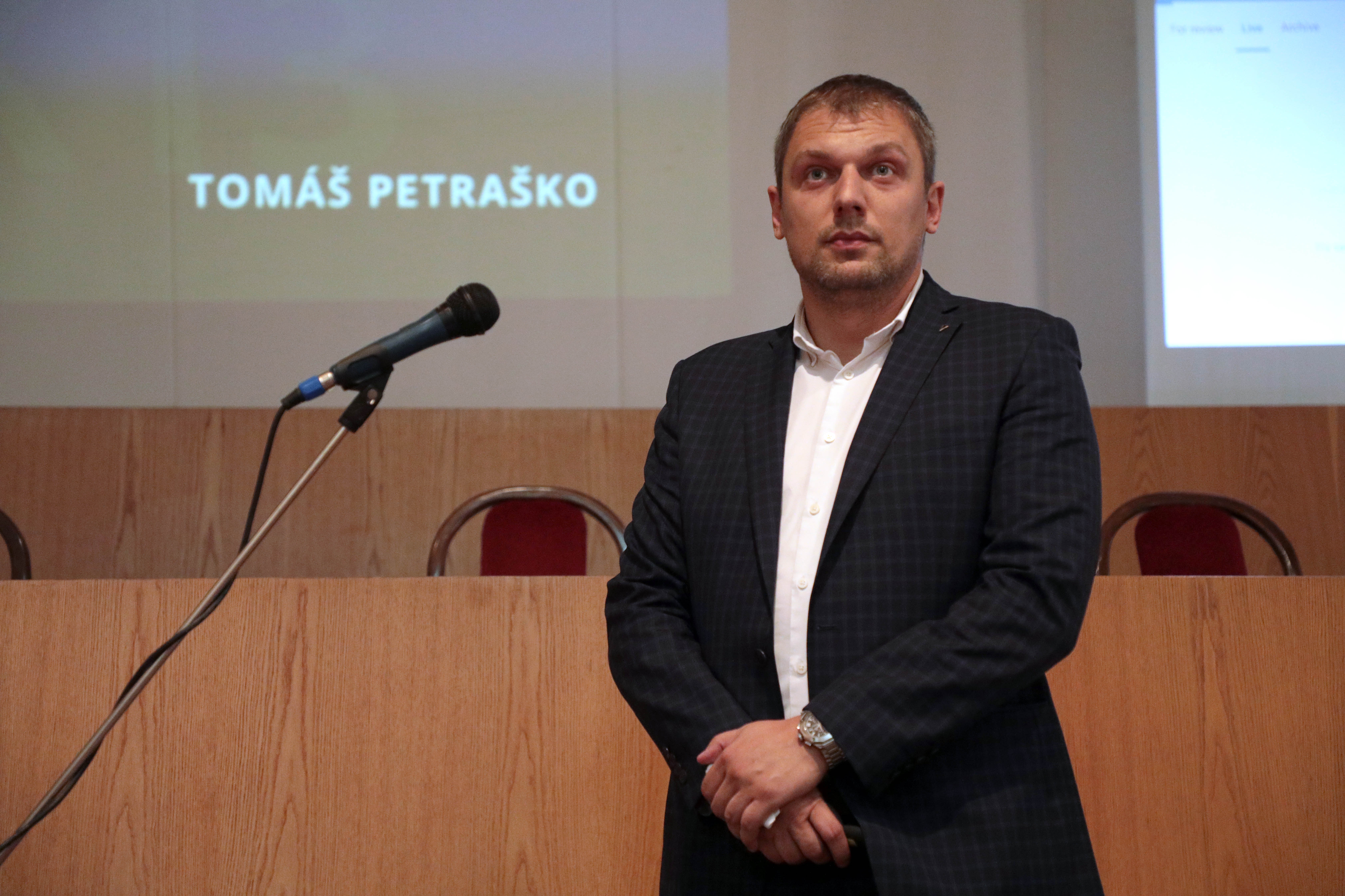 Tomáš Petraško