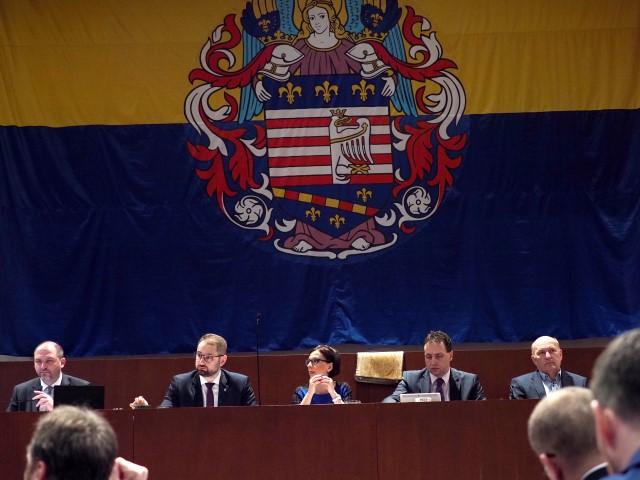 Rokovanie mestského zastupiteľstva