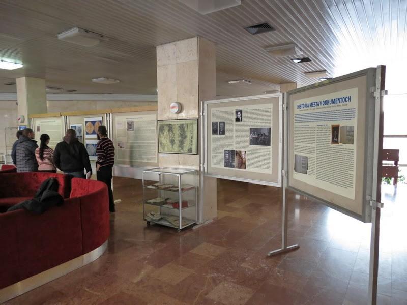 Návštevníci výstavy