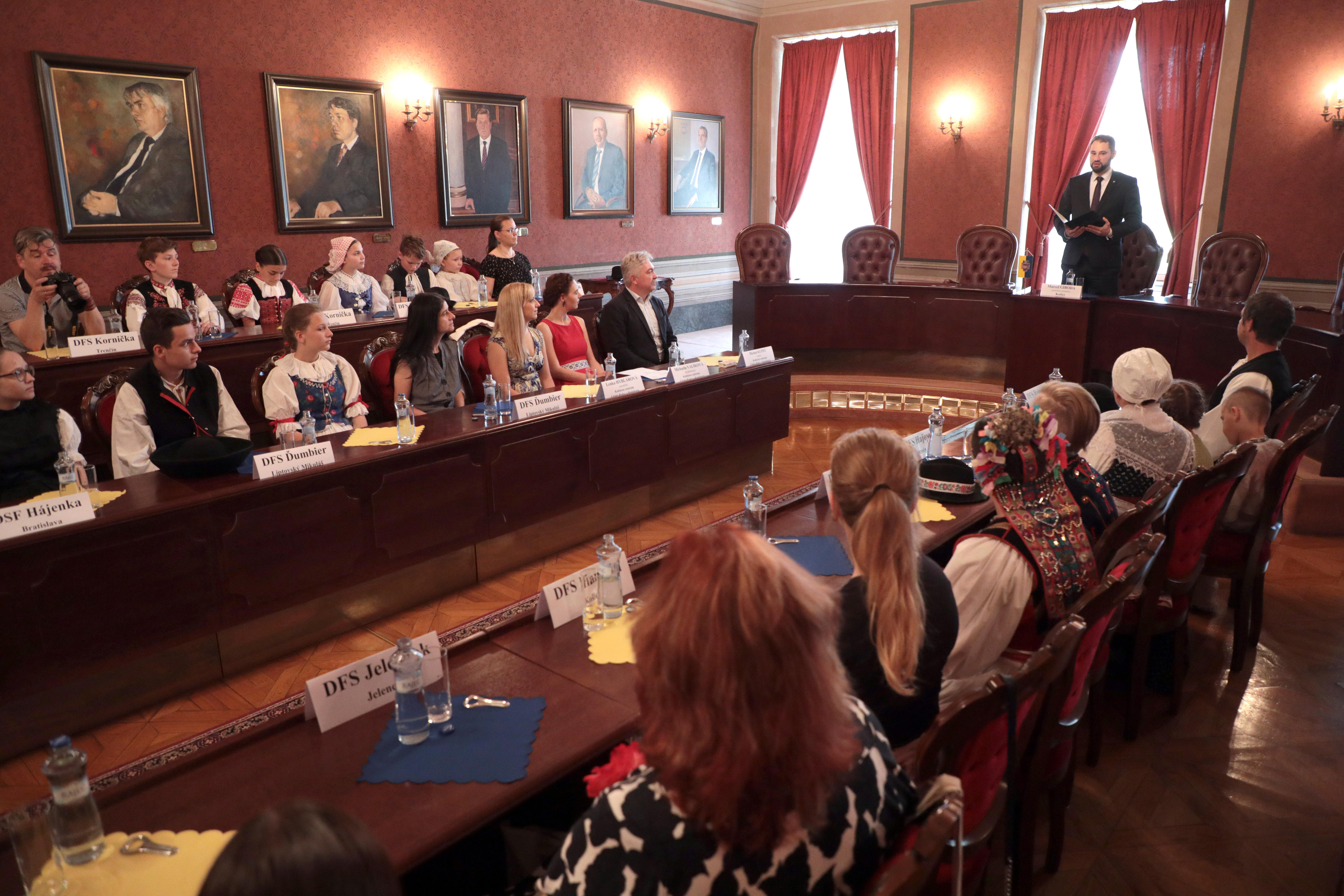 Stretnutie s viceprimátorm mesta Košice