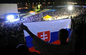 atmosphere in Košice
