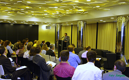 Konferenčná miestnosť v hoteli Yasmin