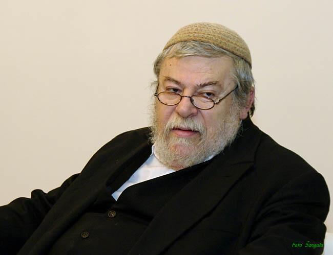 Karol Sidon, rabín a spisovateľ