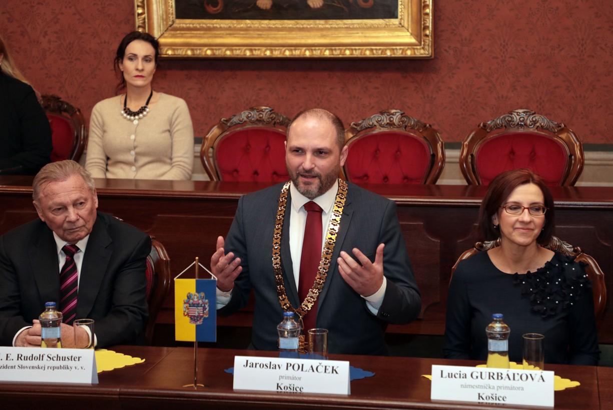 Primátor mesta prijal zástupcov ekumenického spoločenstva cirkví