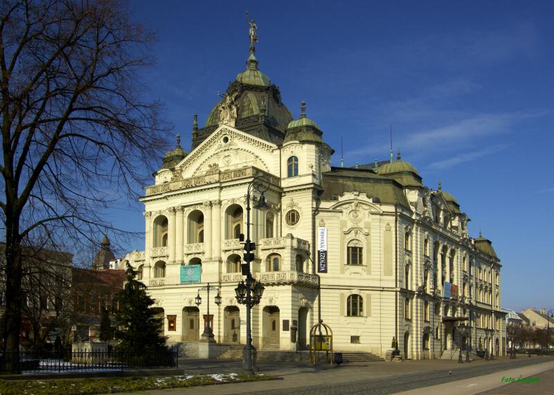 div č.2 Štátne divadlo Košice
