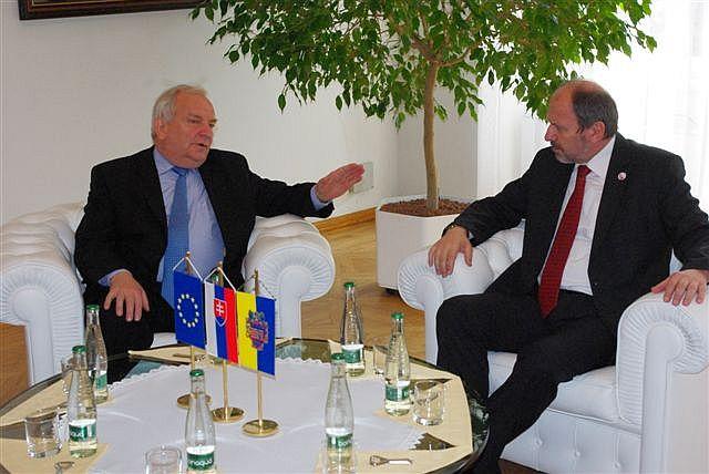 Josepha Daula prijal František Knapík v Historickej radnici