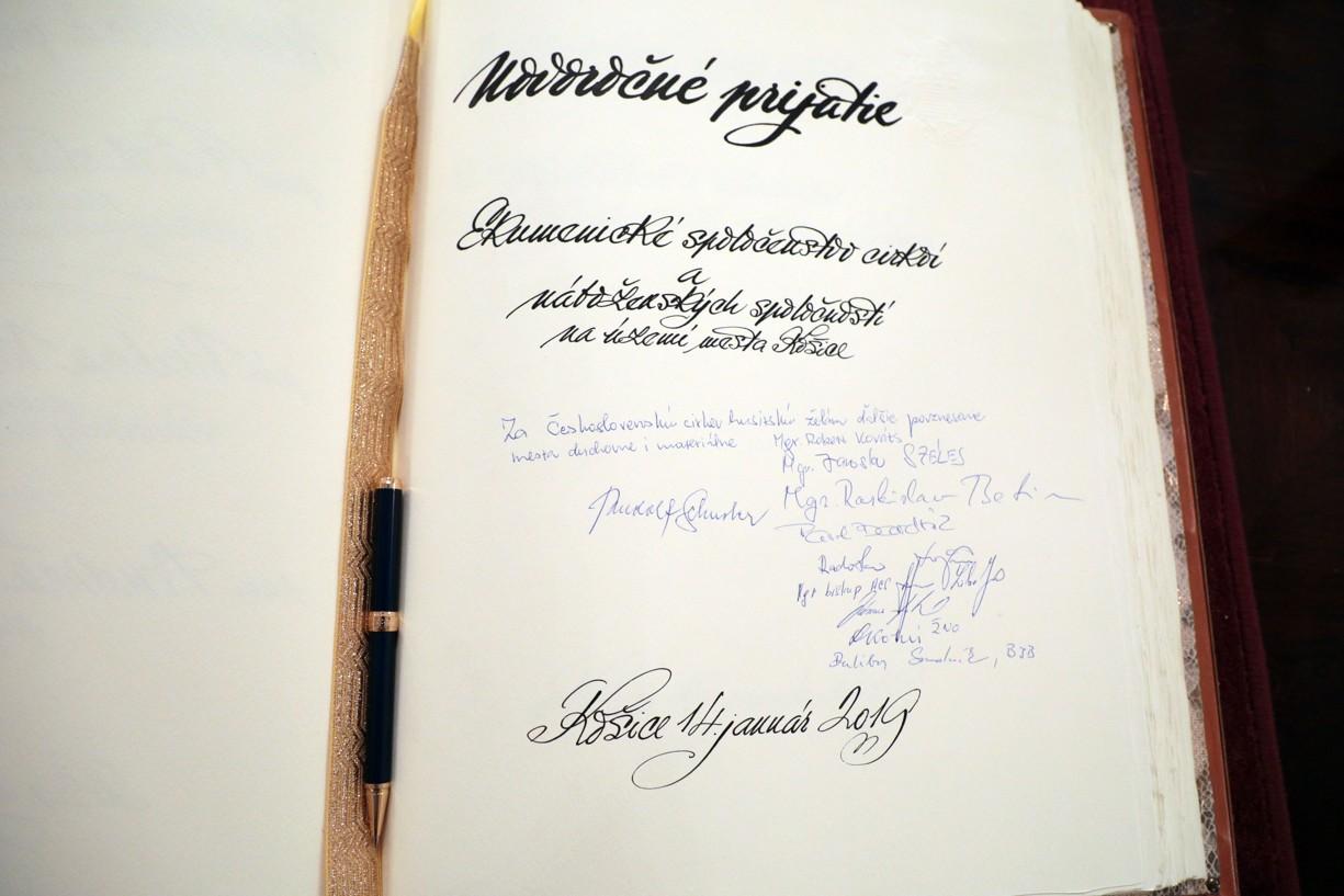 Historická radnica mesta Košice
