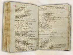 Zápisy v najstaršej mestskej knihe z r. 1393 – 1405