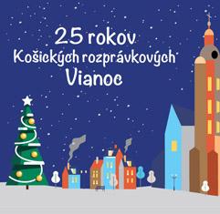 KOŠICKÉ ROZPRÁVKOVÉ VIANOCE 2019 - Kalendár podujatí