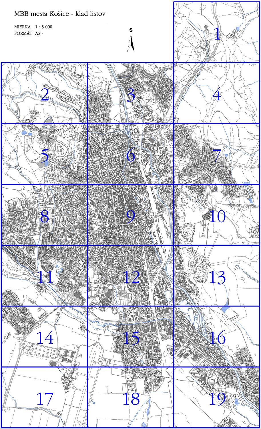 f3e336cf0f62 Mapa bezbariérovosti mesta Košice