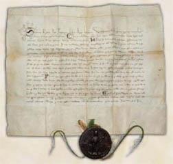 Donácia kráľa Štefana V. z r. 1261