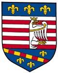 Schild und Siegel der Stadt Košice