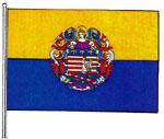 Kassa város zászlaja