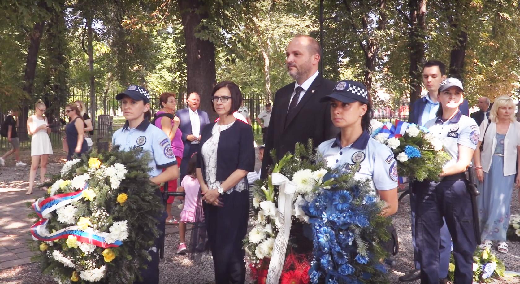Oslavy 75. výročia SNP v Košiciach