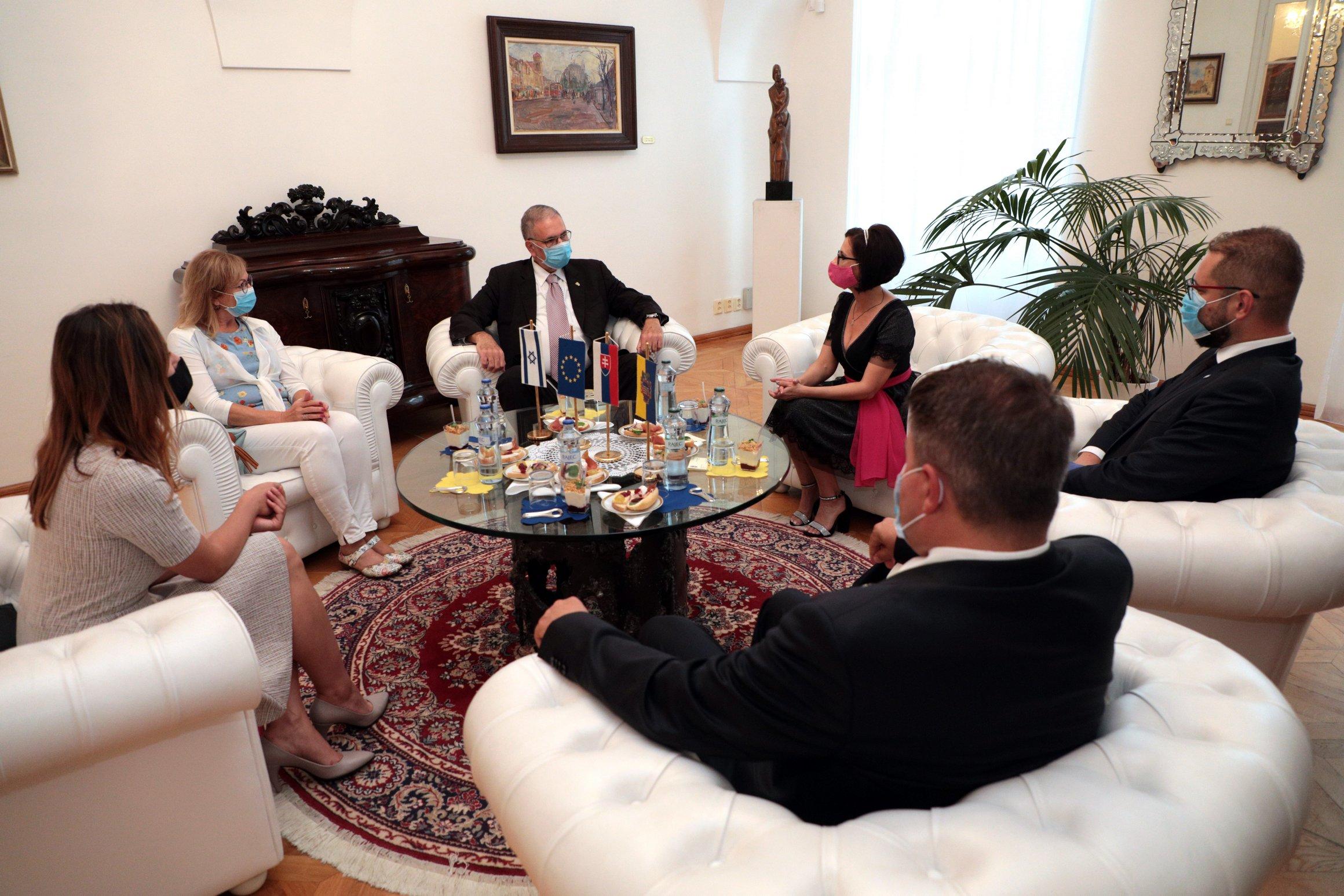 PrijatieIzraelskyVelvyslanec17