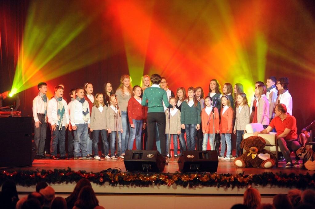 1. Vianočný koncert mesta Košice