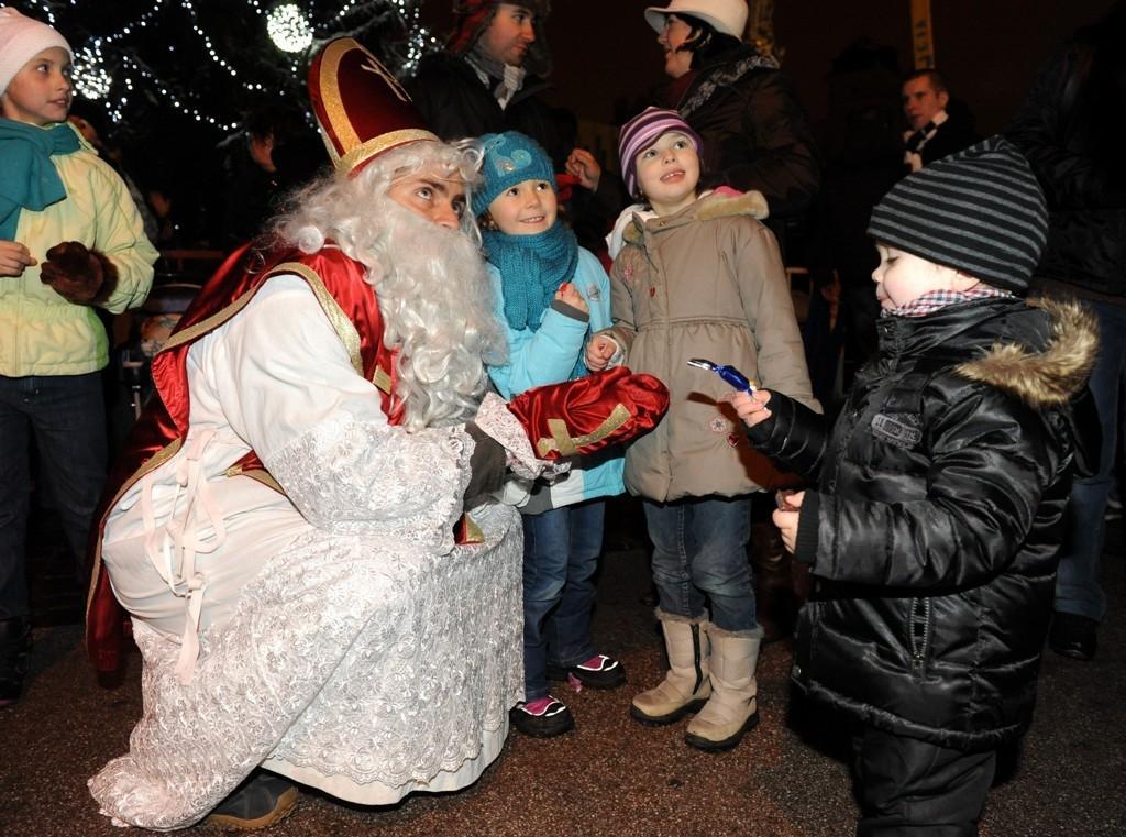 5. Otvorenie Košických Vianoc