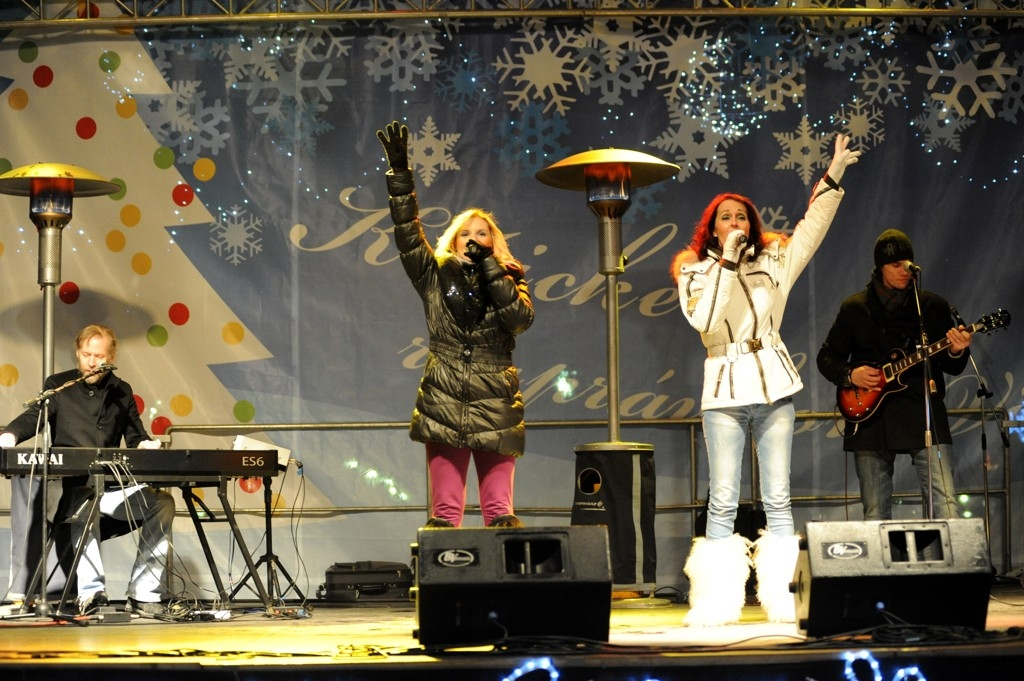 1. Revival koncert ABBA a Anna Gaja