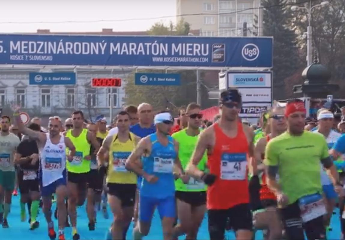 Prípravy na Medzinárodný maratón mieru vrcholia