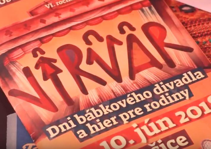 Bábkové divadlo v Košiciach oslavuje 60 rokov