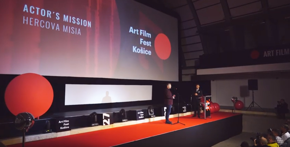 Art FIlm Fest sa oficiálne začal