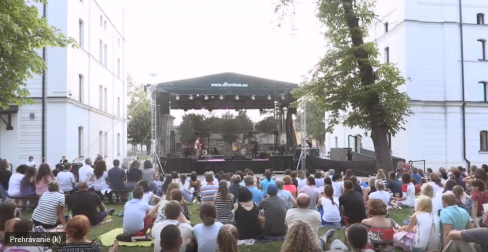 Štartuje festival Leto v parku