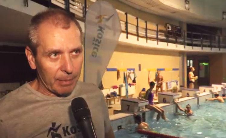 Plavecká 24 hodinovka v Košiciach