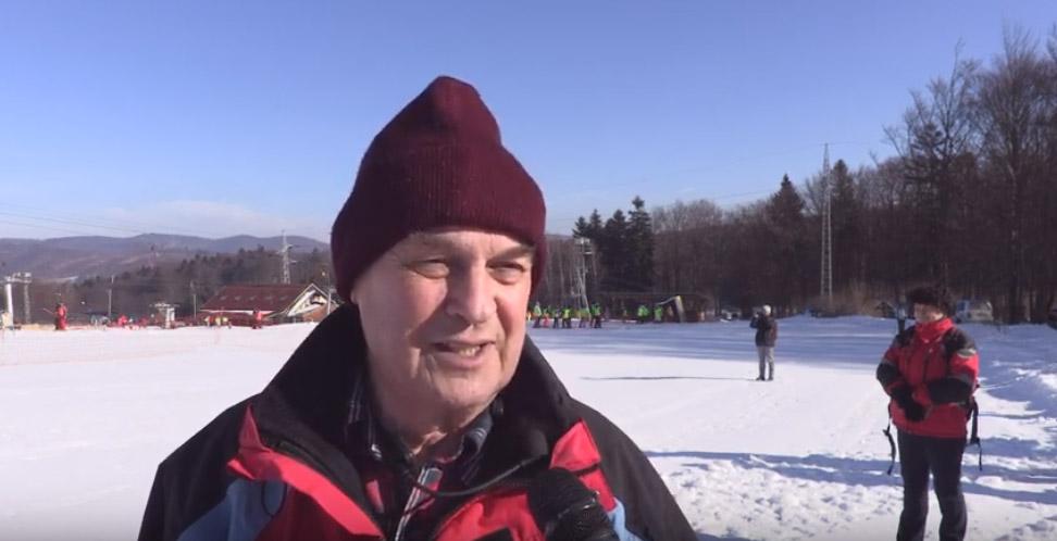 Zimná olympiáda seniorov v Košiciach
