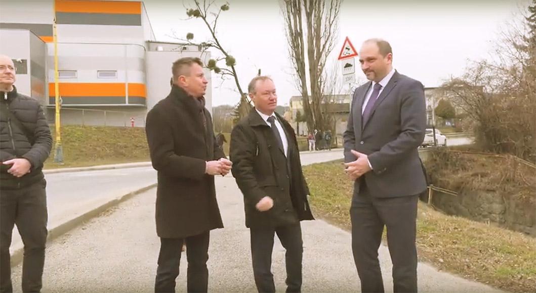 Primátor navštívil mestskú časť Košice-Sever