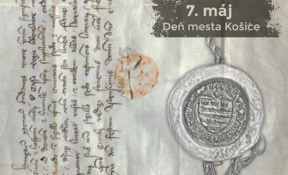 Programový bulletin osláv Dńa mesta Košice
